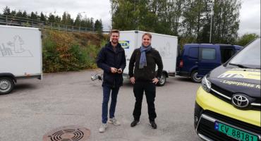 Samarbeid Ikea og Ditt Ekstralager